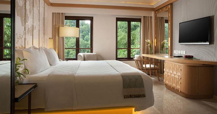 Deluxe Room Padma hotel