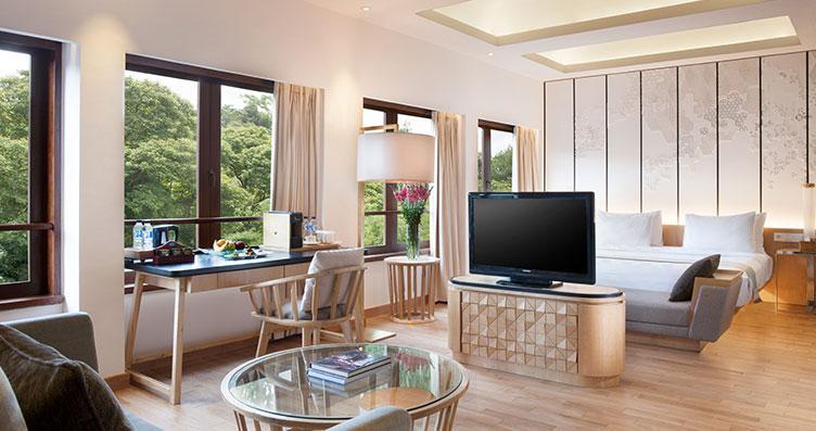Gallery Suite room Padma hotel