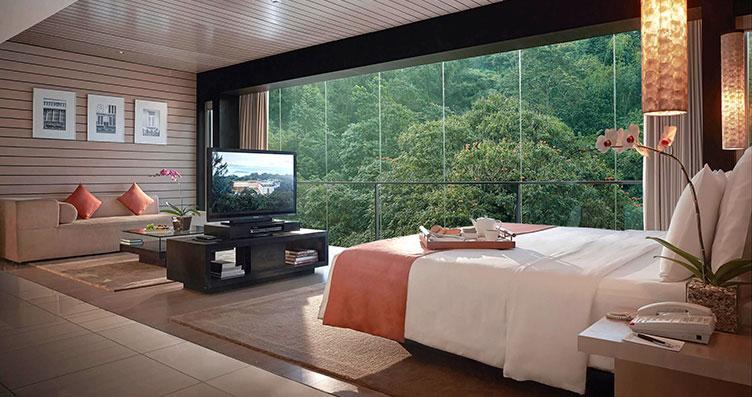 Premiere suite room Padma hotel