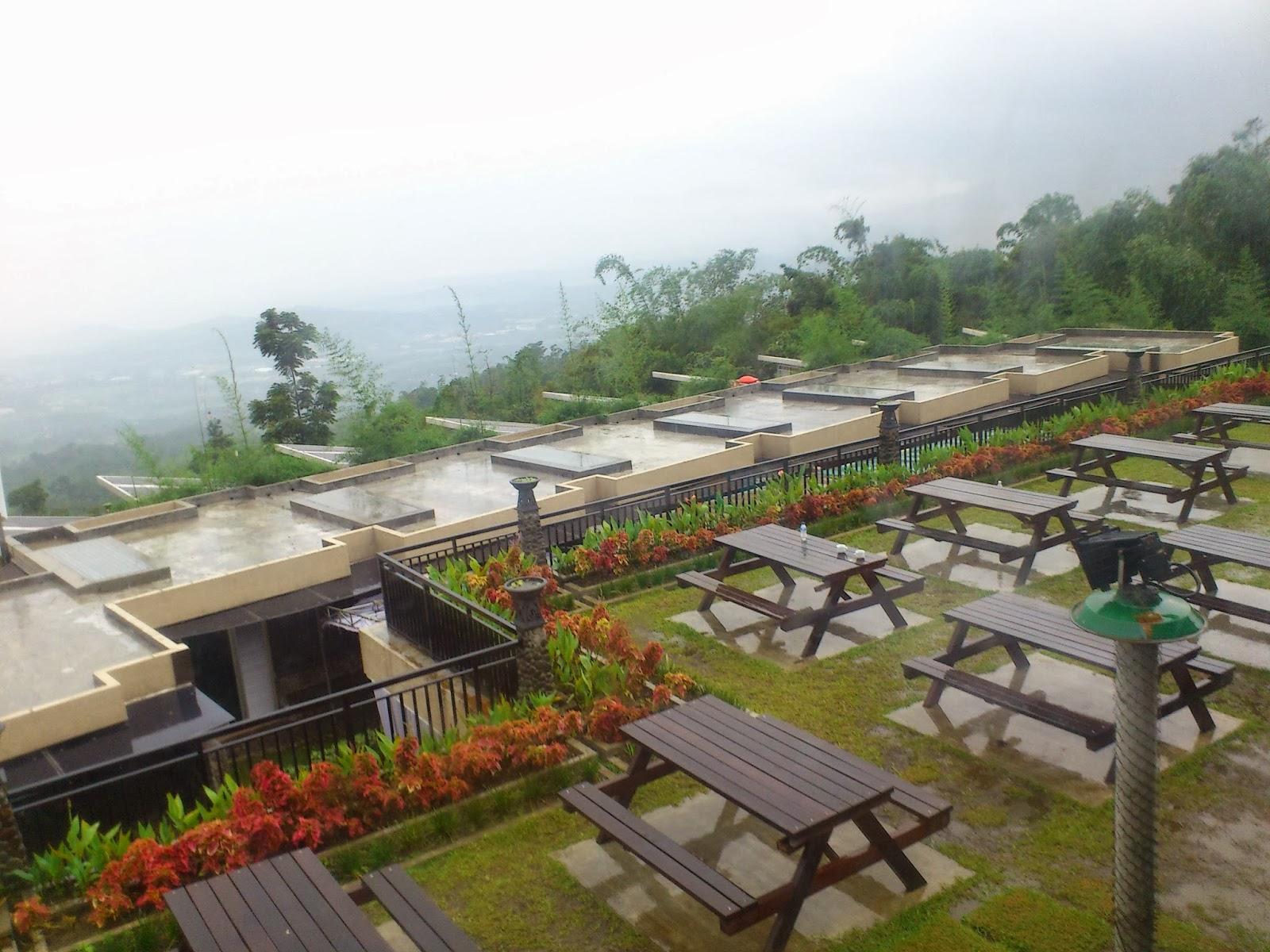 View Pondok Wisata Umbul Sidomukti