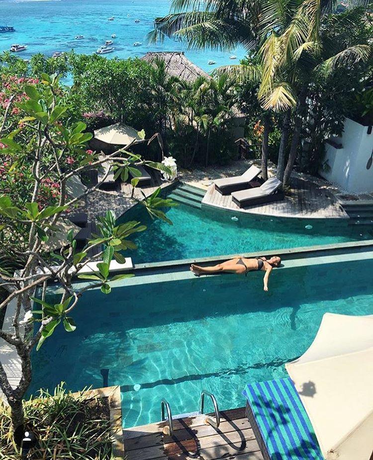 Pool Batu Karang Lembongan Resort & Day SPA