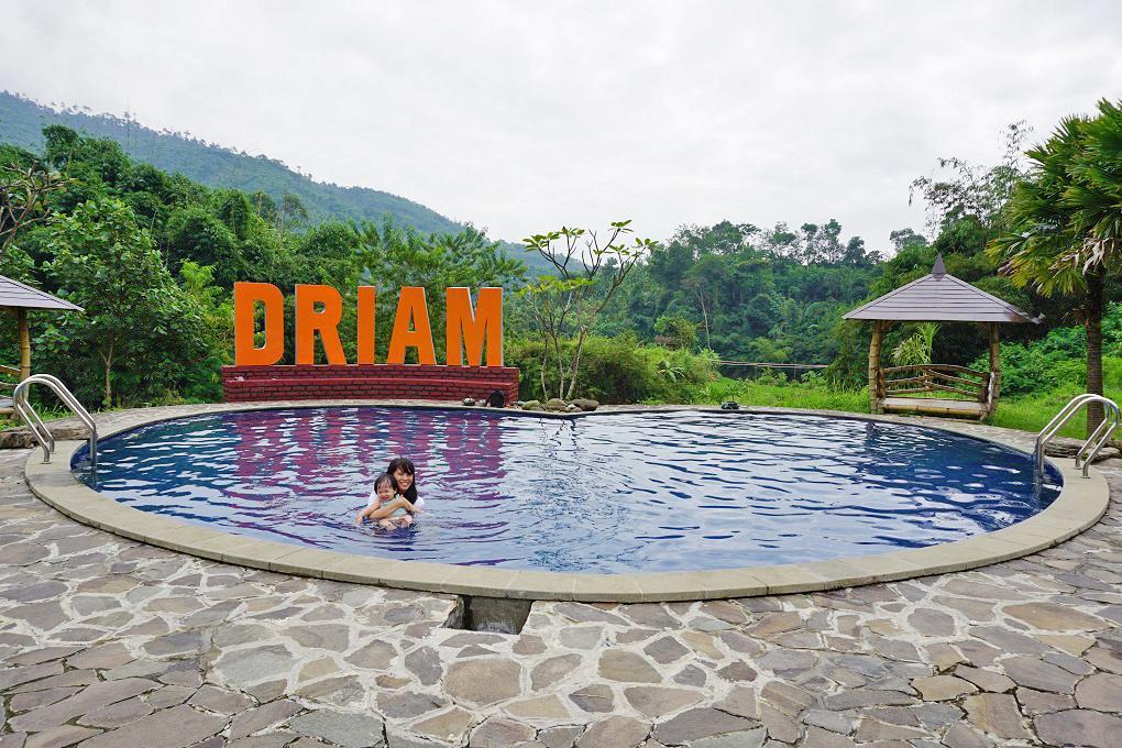 Pool Driam Riverside Hotel & Resort