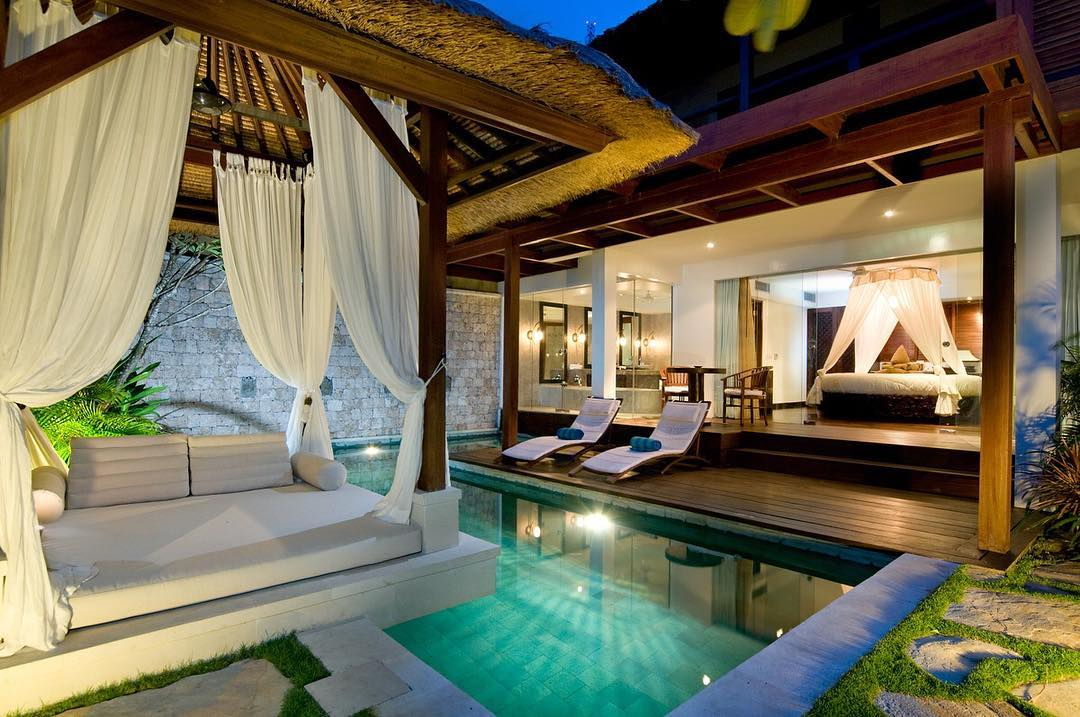 Room and Private Pool Batu Karang Lembongan Resort & Day SPA