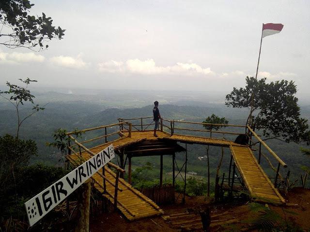 Desa Wisata Panusupan Rumah Pohon Desa Wisata Panusupan