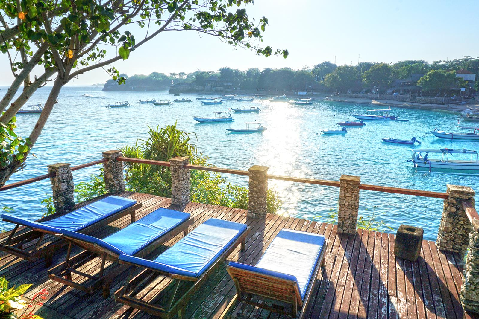 Sun Deck Sadeg Lembongan Hotel & Resort