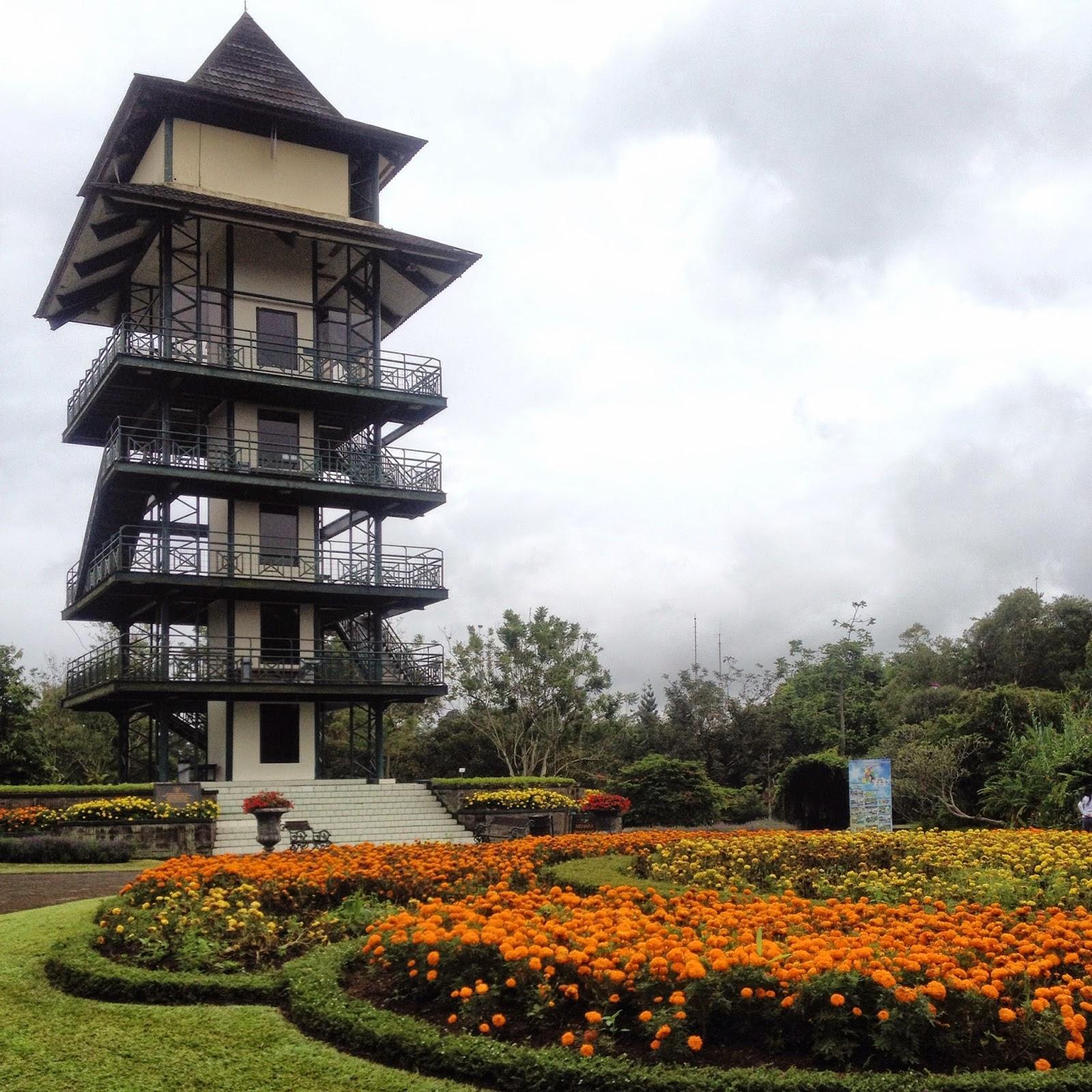 Taman Bunga Nusantara Taman Bunga Nusantara
