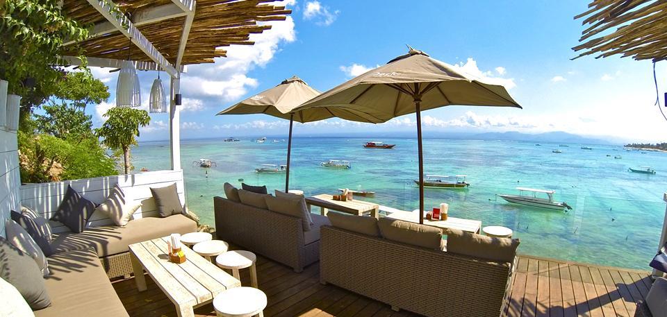 The Deck Cafe & Bar Bali