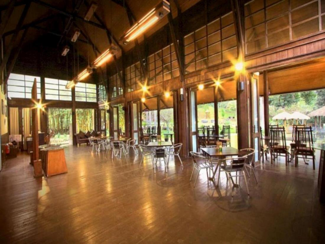 Restaurant The Green Forest hotel & resort