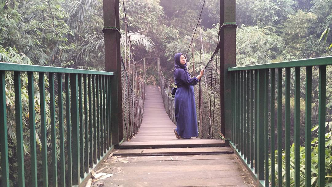 Jembatan Goyang The Green Forest hotel & resort