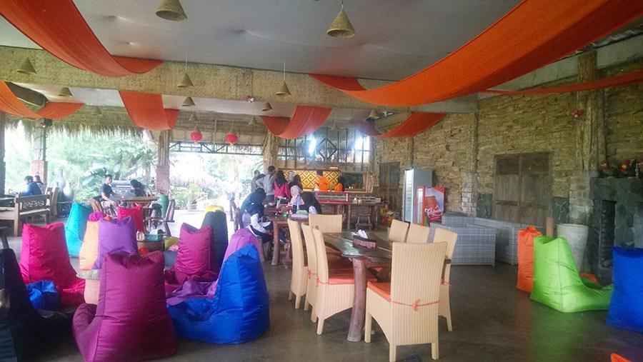Dapur Hawu The Lodge Maribaya