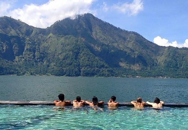 Toya Bungkah Batur Natural Hot Spring Bali