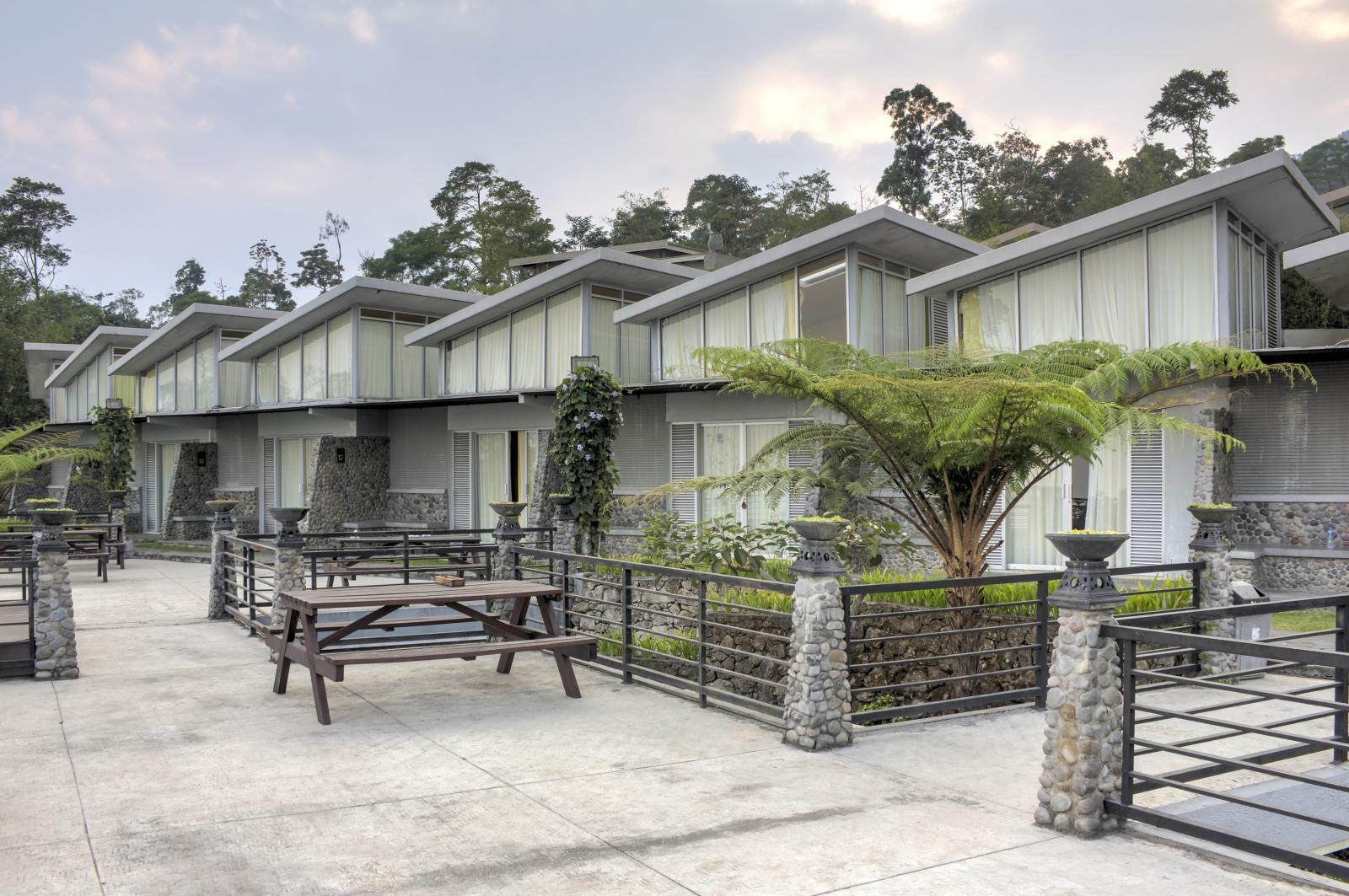 Villa Umbul Sidomukti