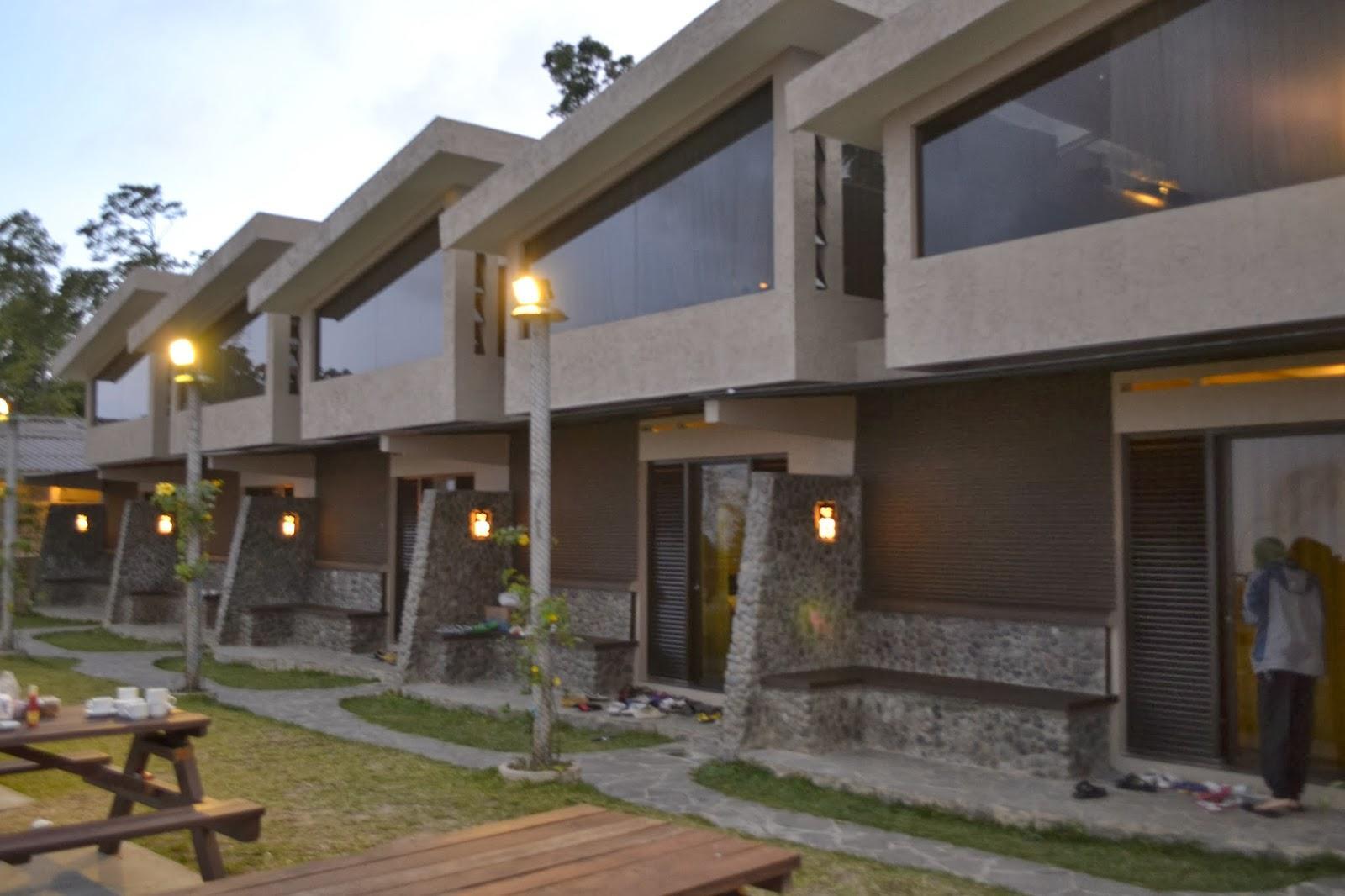 Villa Pondok Wisata Umbul Sidomukti Semarang