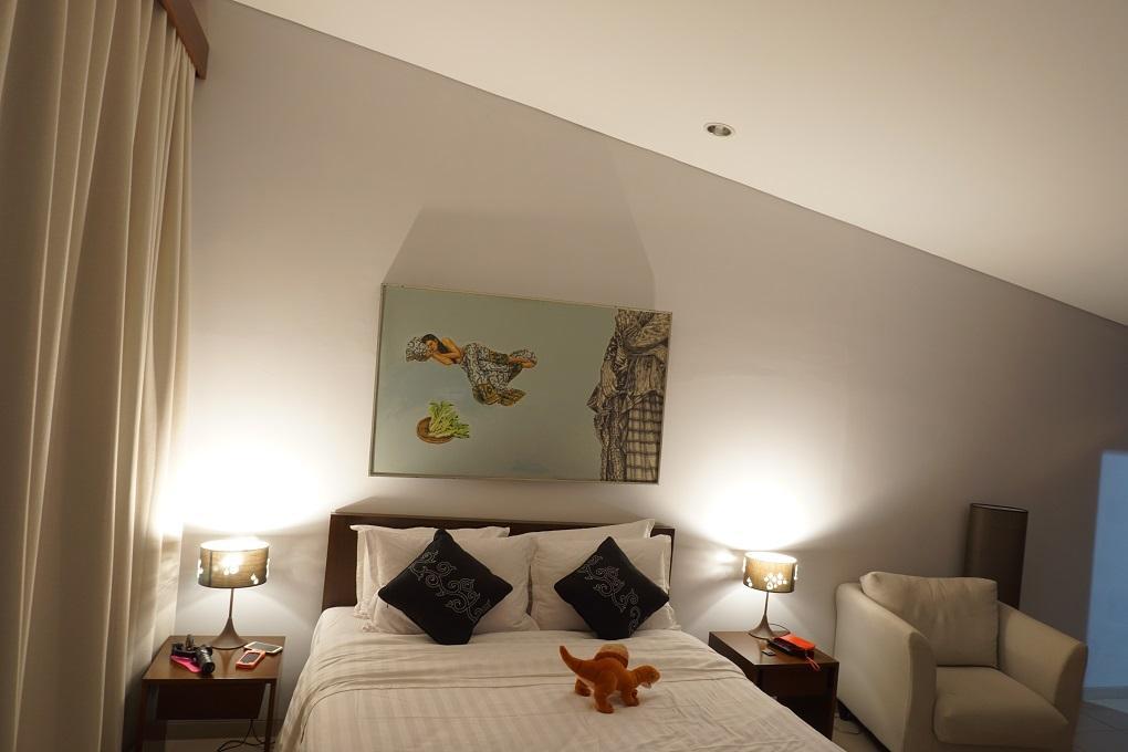 Villatel salse room 5 VillaTel Salse hotel