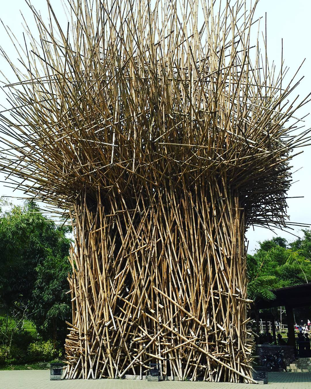 Bamboo Art Dusun Bambu