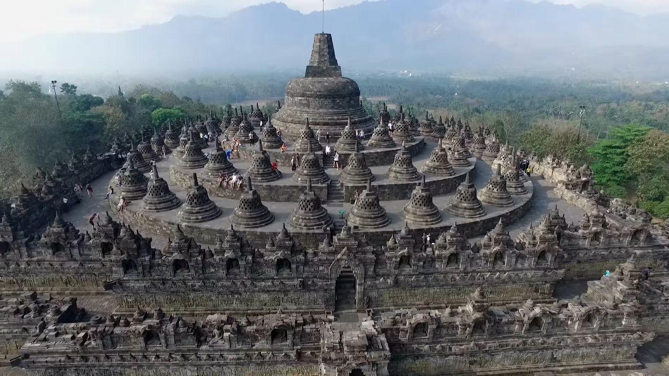 Borobudur Candi Borobudur