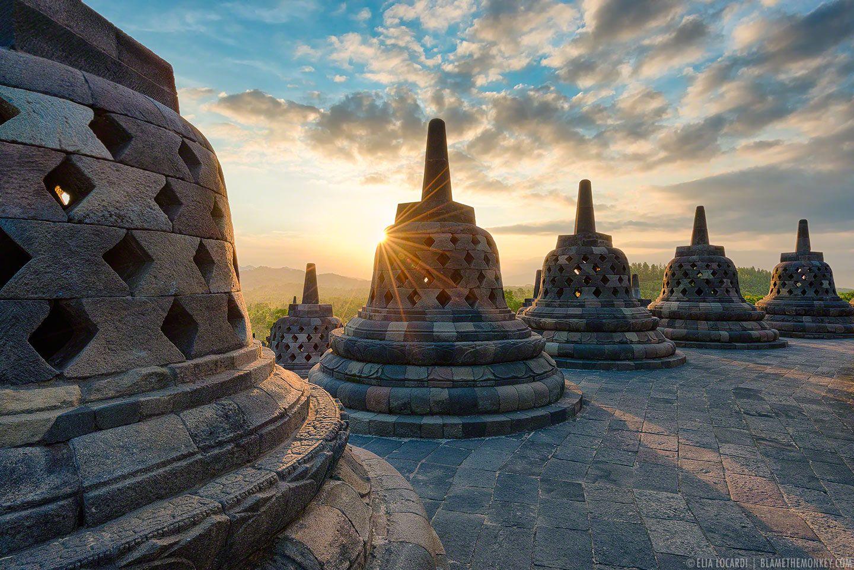 83 Gambar Peta Candi Borobudur HD