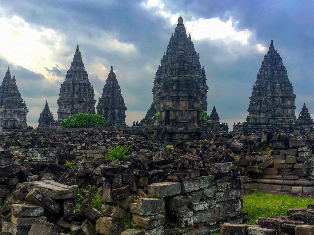 Jam Operasional Buka Dan Tutup Candi Prambanan Yogyakarta