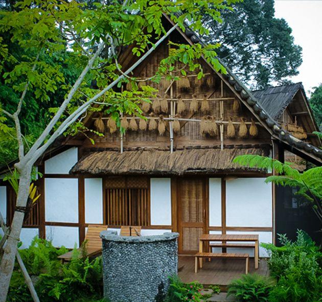 Penginapan : Kampung Layung Dusun Bambu