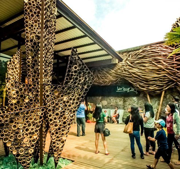 Resto Burangrang Dusun Bambu