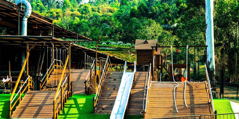 Playground Dusun Bambu