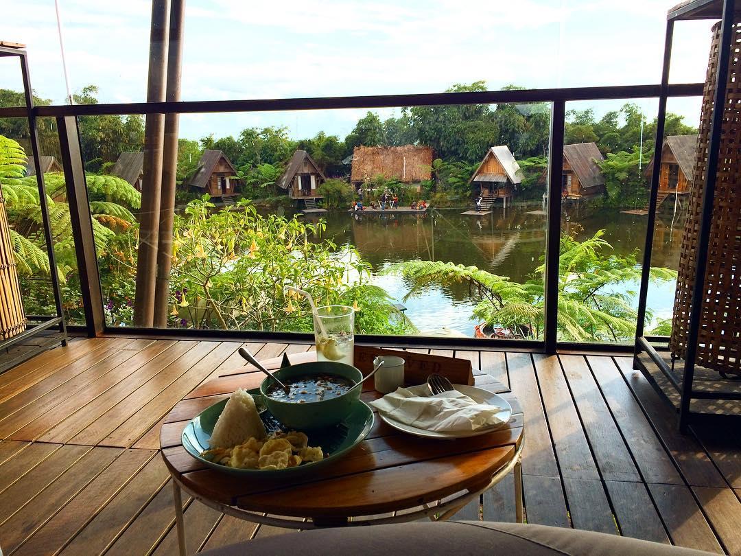 View Dusun Bambu
