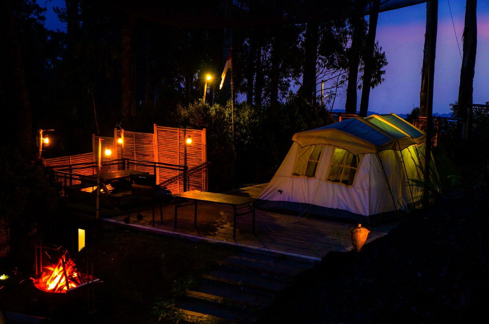 Camping Ground Dusun Bambu