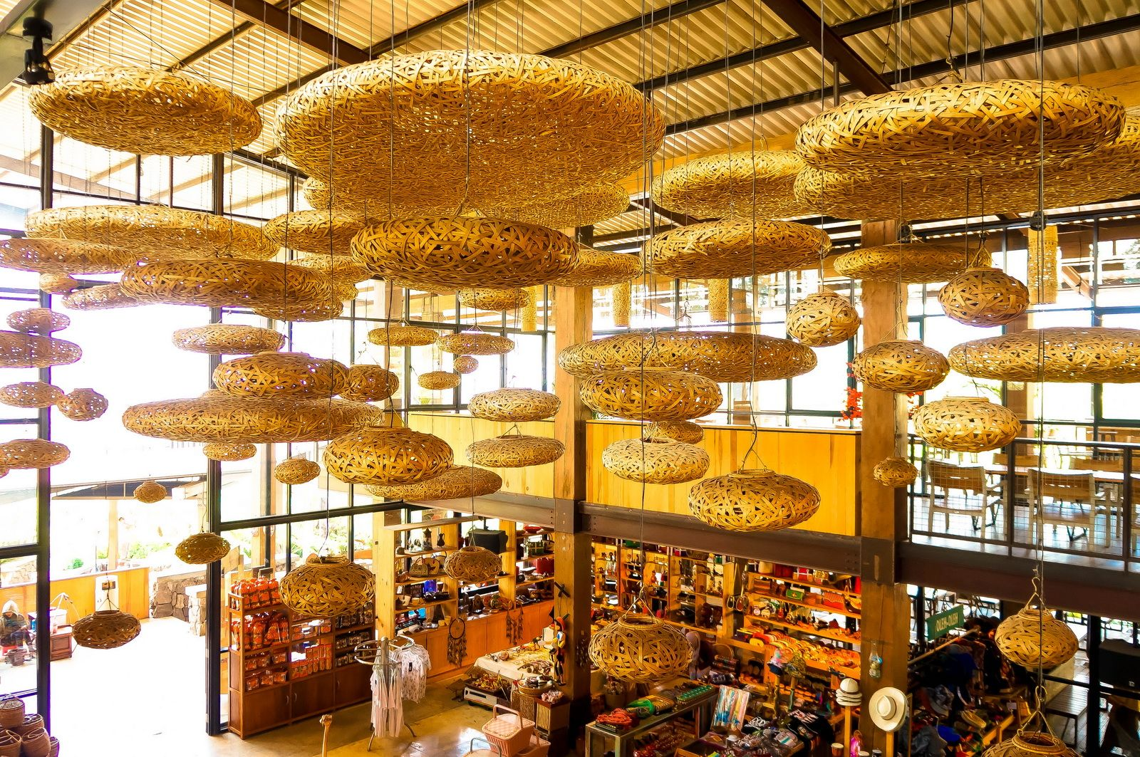 Pasar Khatulistiwa Dusun Bambu