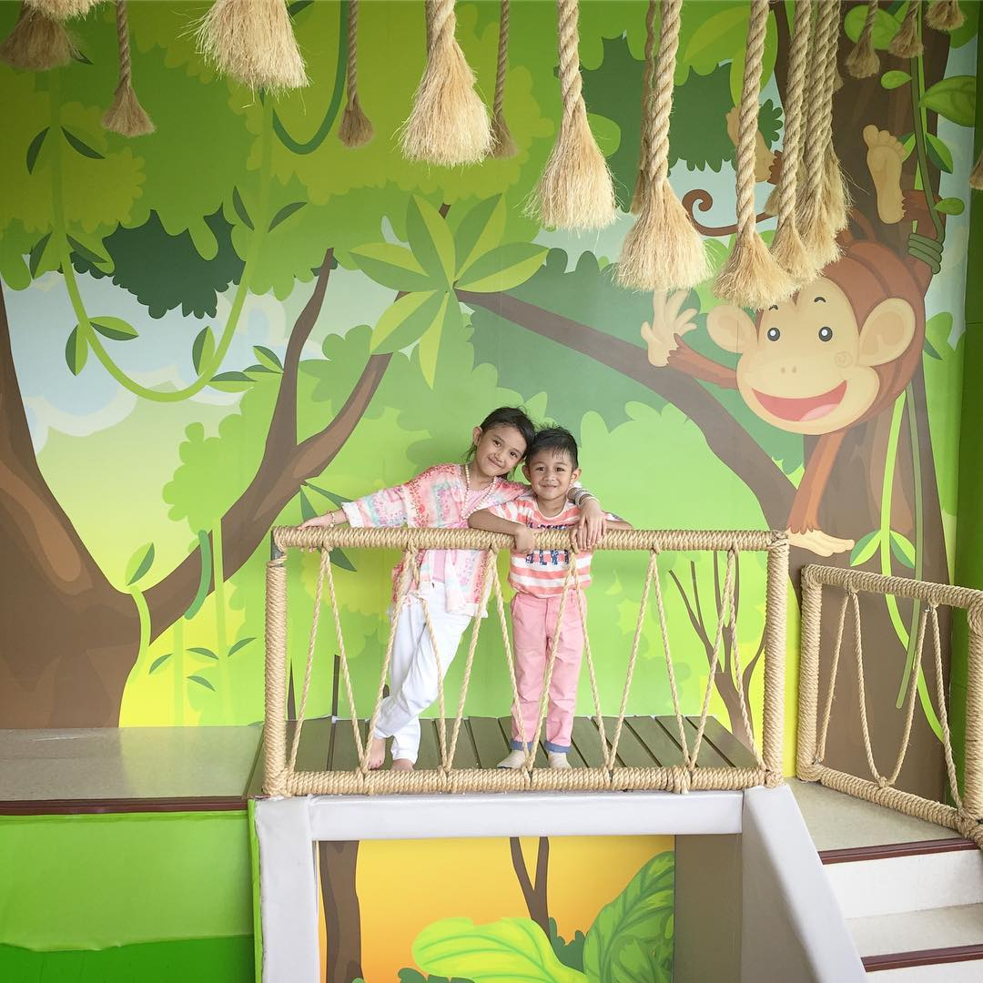Indoor Playground Royal Tulip Gunung Geulis Resort & Golf