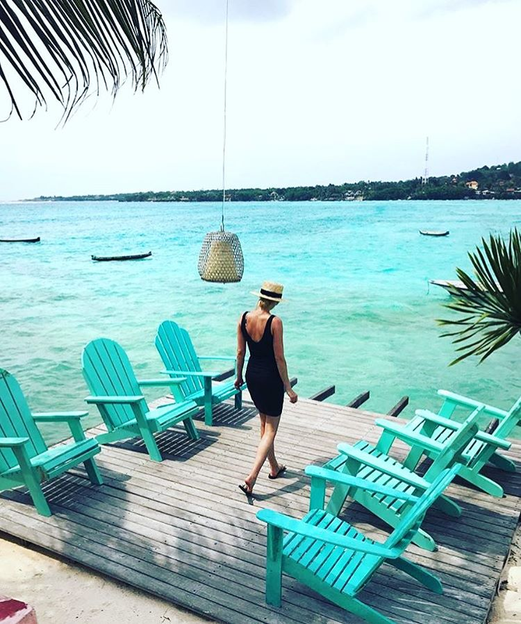 Le Pirate Beach Club Bali