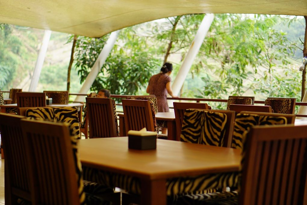 Outdoor Woza Cafe