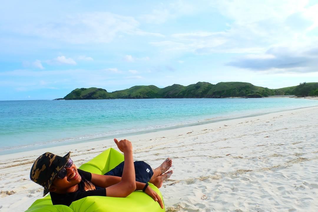 Pantai Aan by cahyandhika Pantai Tanjung Aan