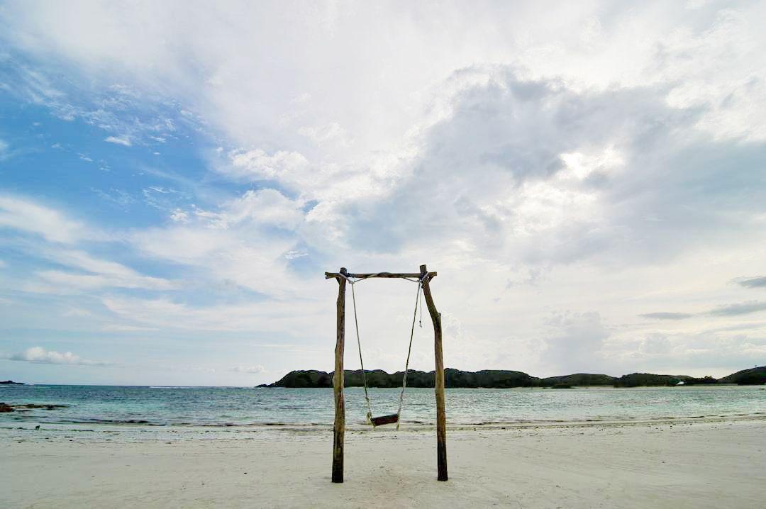 Pantai tanjung aan Pantai Tanjung Aan