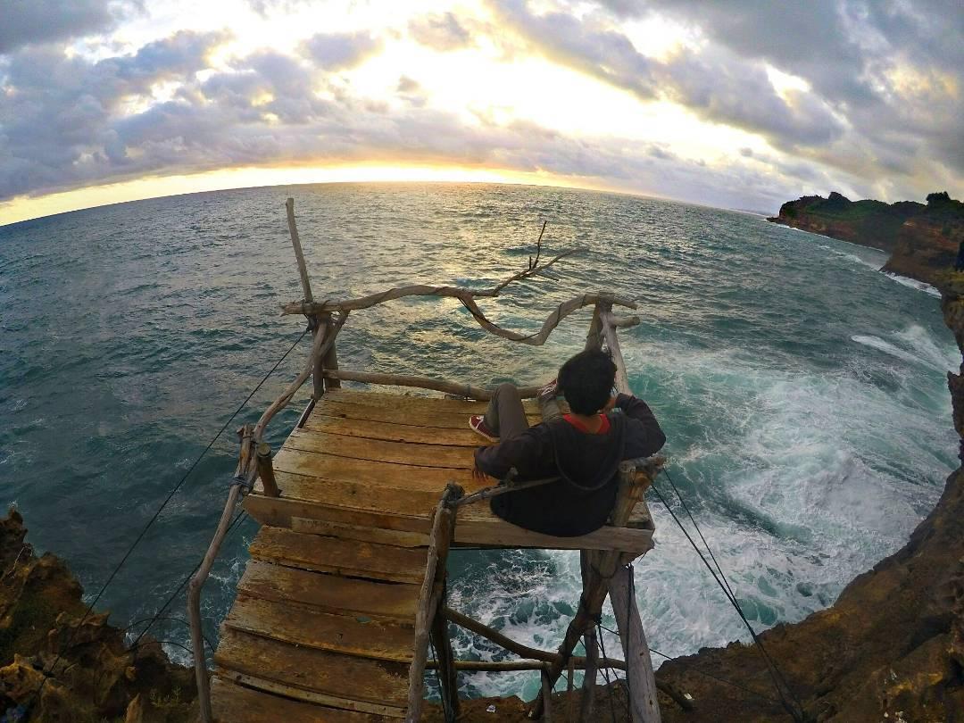 View Pantai Timang +Gondola
