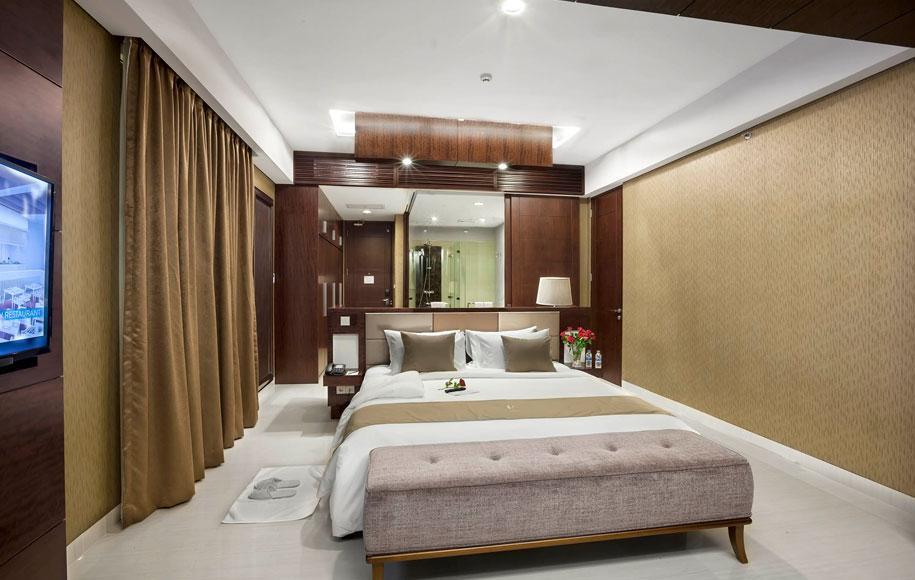R Hotel Rancamaya, super deluxe room R Hotel Rancamaya