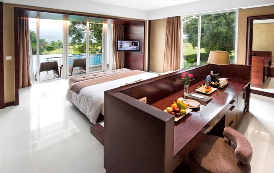 R Hotel Rancamaya, Lagoon Grand Suite R Hotel Rancamaya