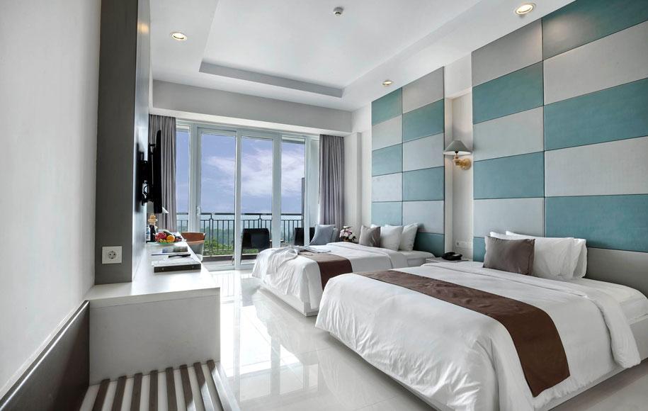 R Hotel Rancamaya, Deluxe room R Hotel Rancamaya