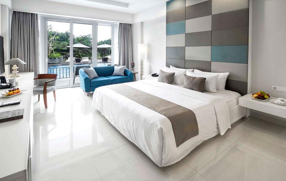 R Hotel Rancamaya, Lagoon Deluxe room R Hotel Rancamaya