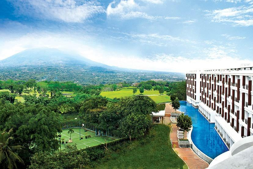 R Hotel Rancamaya Bogor