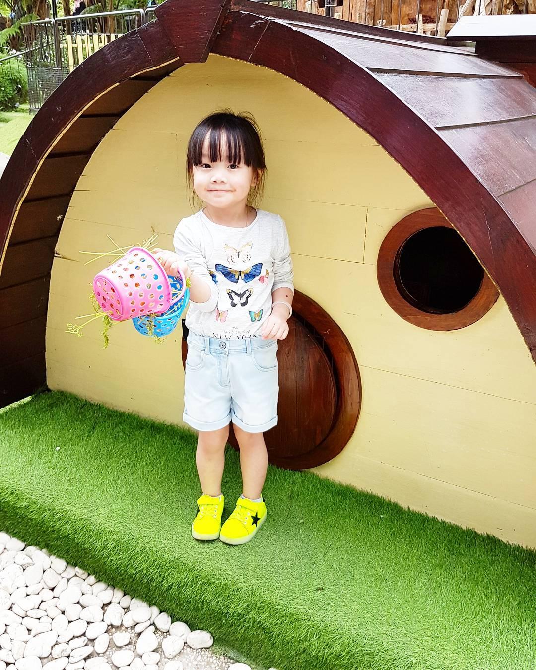 Rabbit house Dusun Bambu