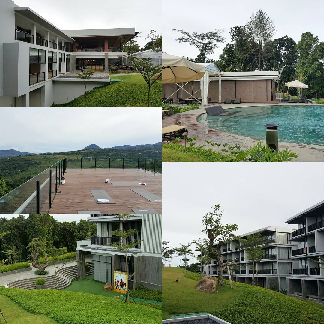 Spots Royal Tulip Gunung Geulis Resort & Golf
