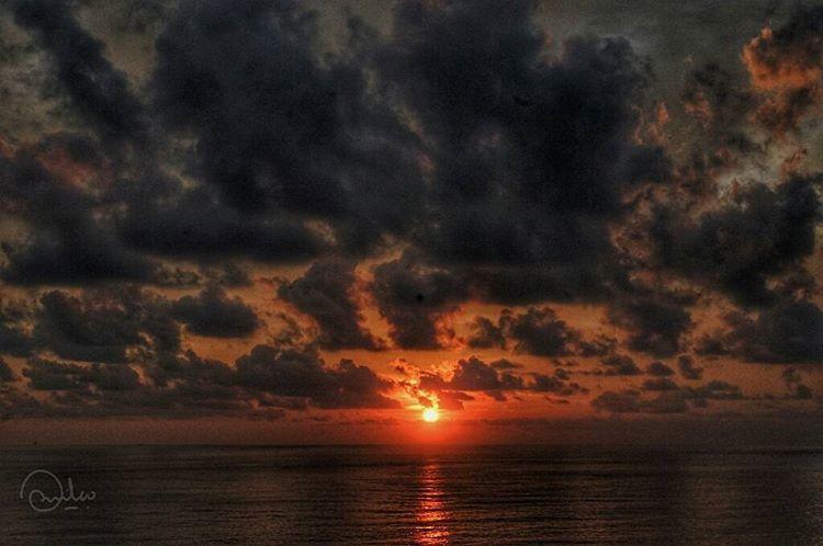 Sunset bukit merese Bukit Merese