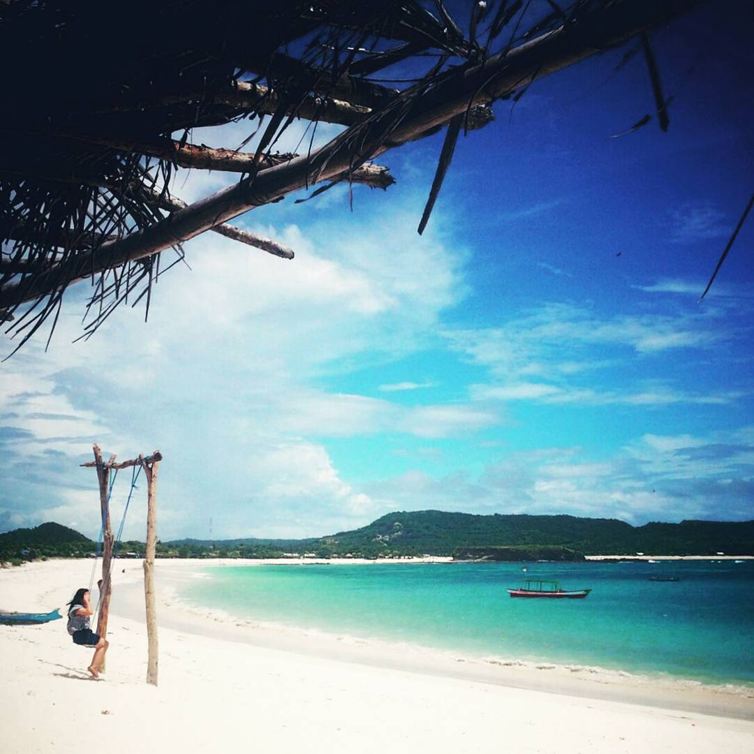 Tanjung Aan beach Pantai Tanjung Aan