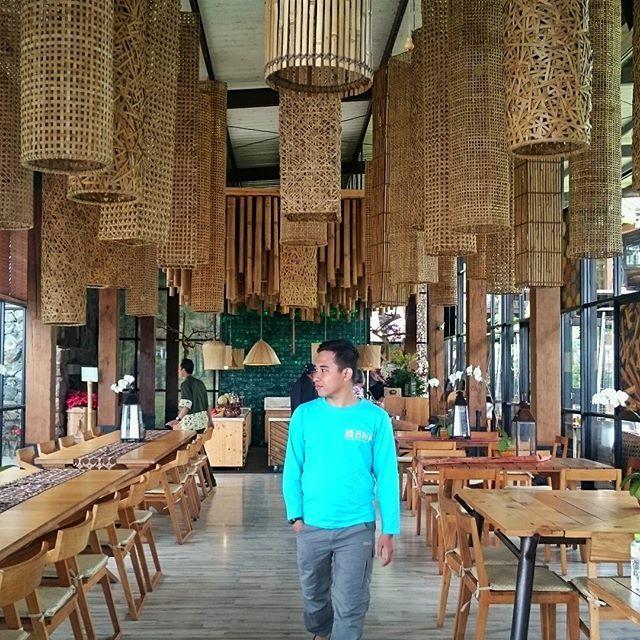 The Bamboo Cafe Dusun Bambu