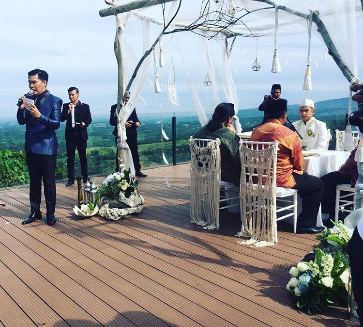 Wedding spot 2 Royal Tulip Gunung Geulis Resort & Golf
