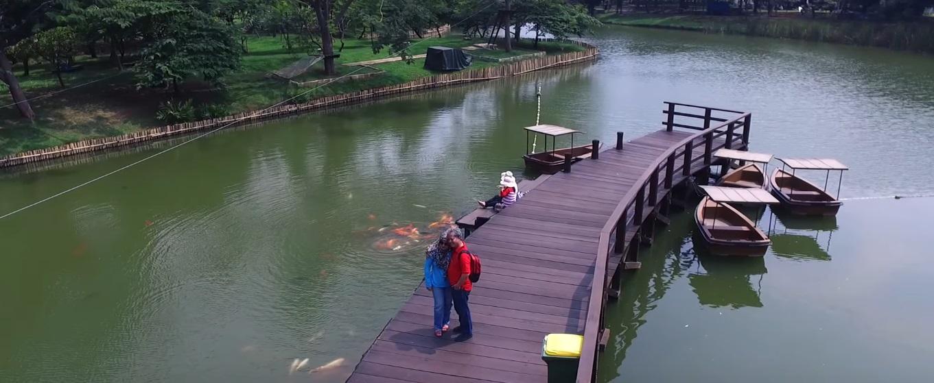 Ocean EcoPark Ancol, taman hijau untuk liburan seru keluarga!