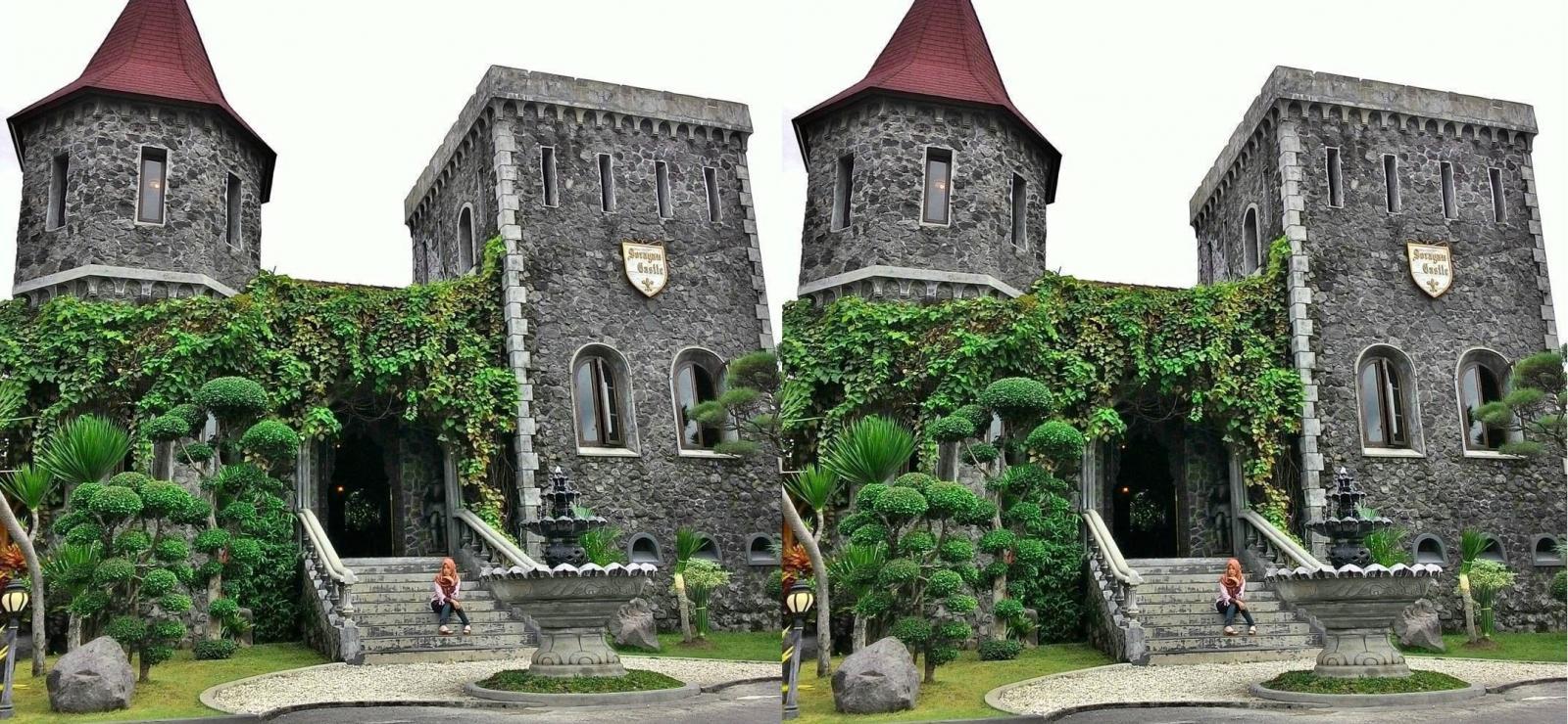 Soragan Castle Godean resto Yogyakarta