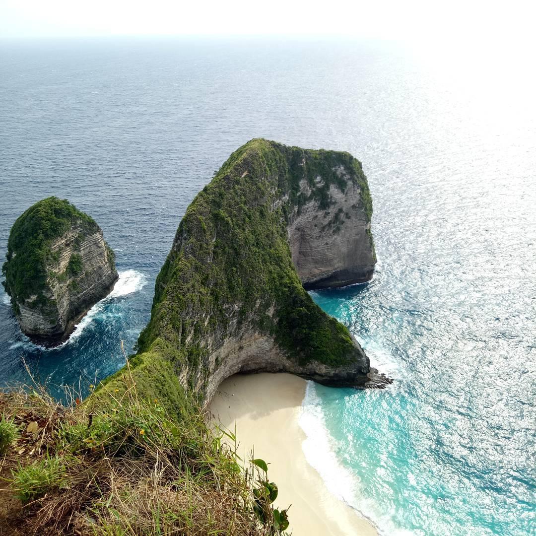 Pantai Kelingking Kelingking Beach Bali