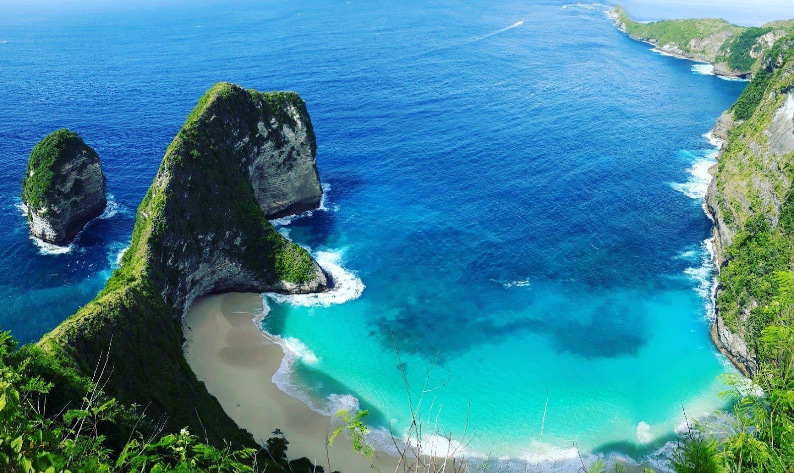 Pantai Kelingking (Kelingking Beach) Bali