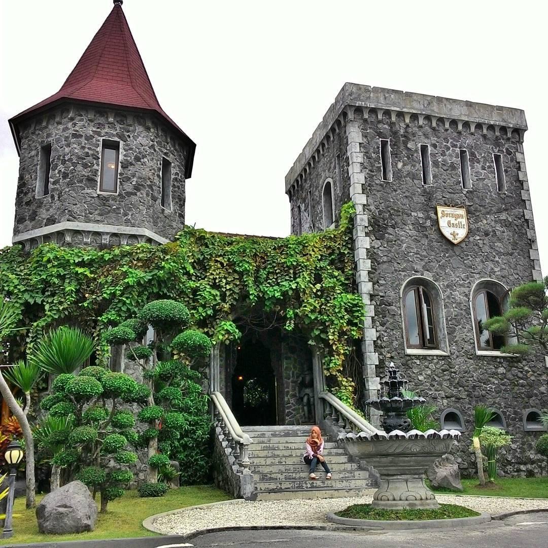Soragan Castle Godean Yogyakarta